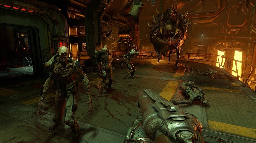 Here's what's in the DOOM closed alpha