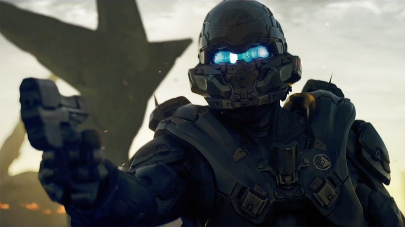 Halo 5: Guardians Preview Header