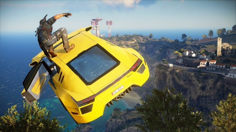 Just Cause 3 Review 5