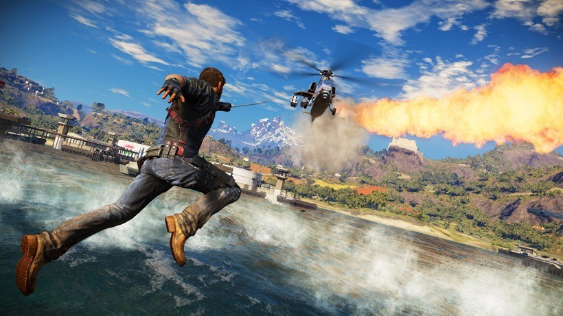 Just Cause 3 Review 1
