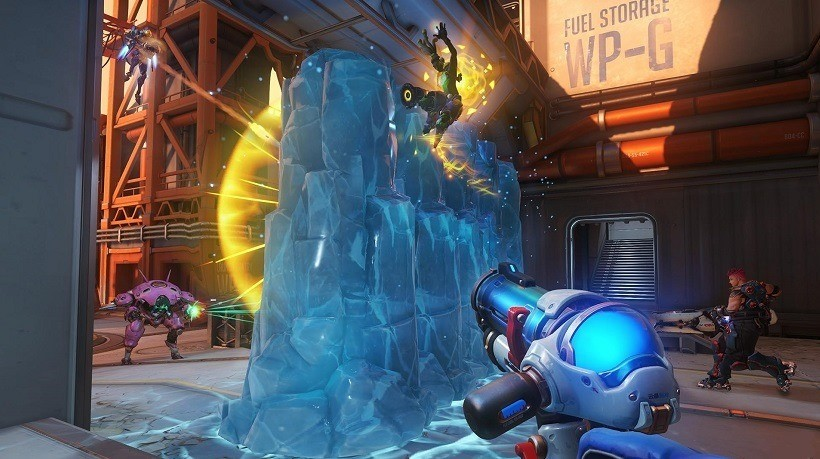 Overwatch information blow out from Blizzcon 2015