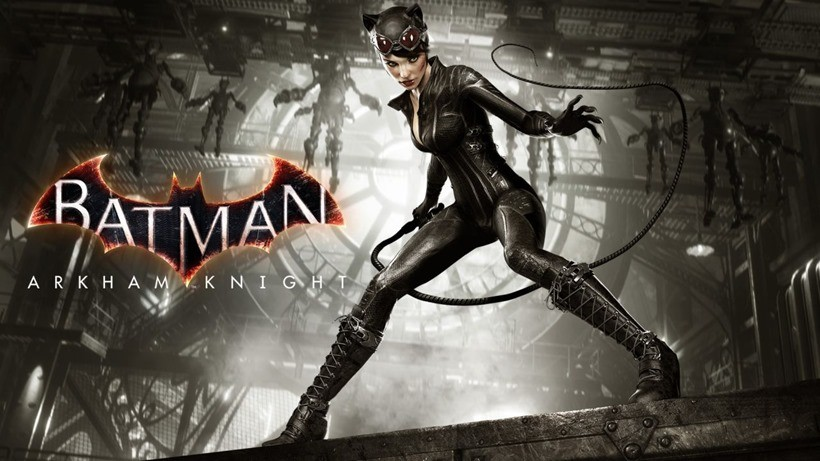Arkham episodes (1)