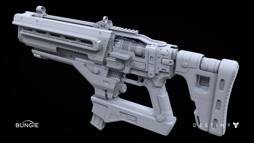 Destiny guns (3)