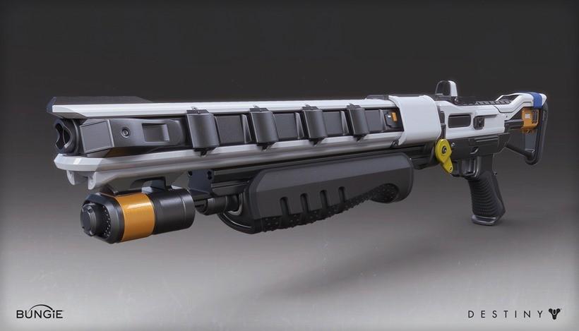 Destiny guns (4)