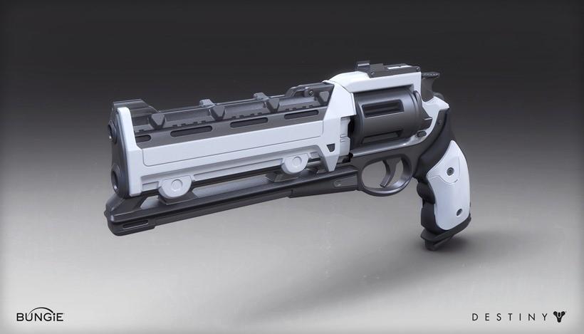 Destiny guns (5)