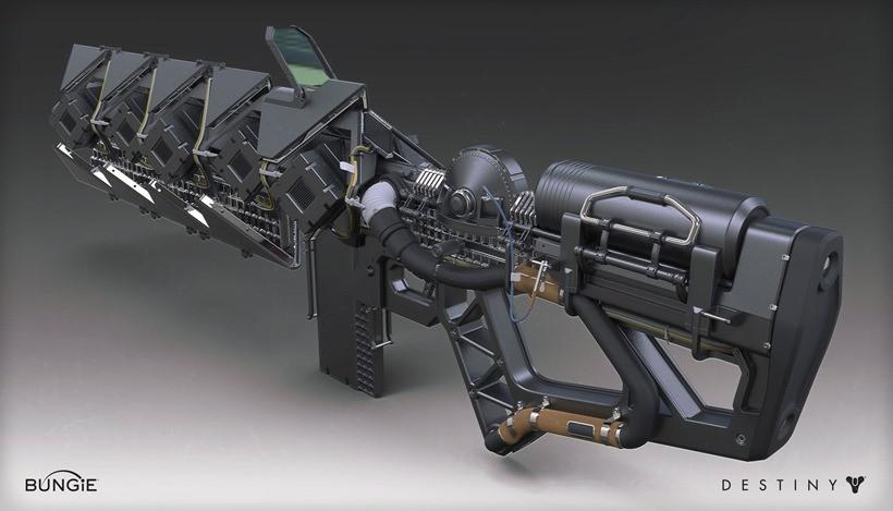Destiny guns (8)