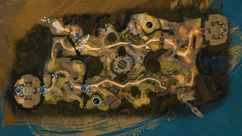 Stronghold GW2