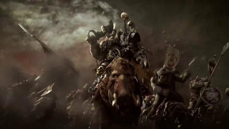Total War Warhammer greenskin
