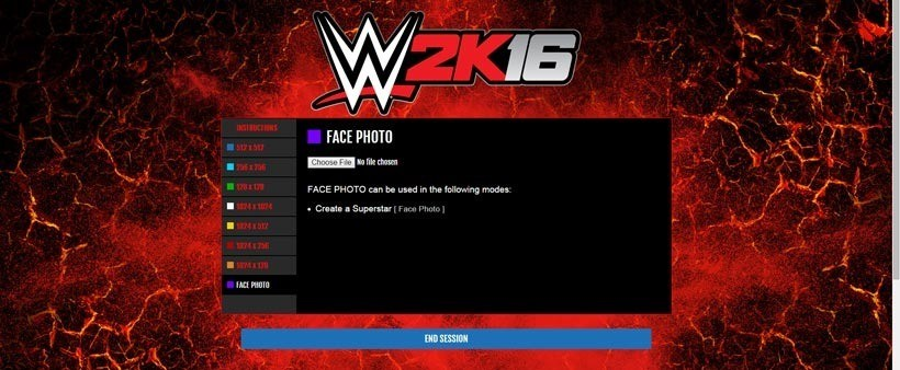 WWE-2K16-menu
