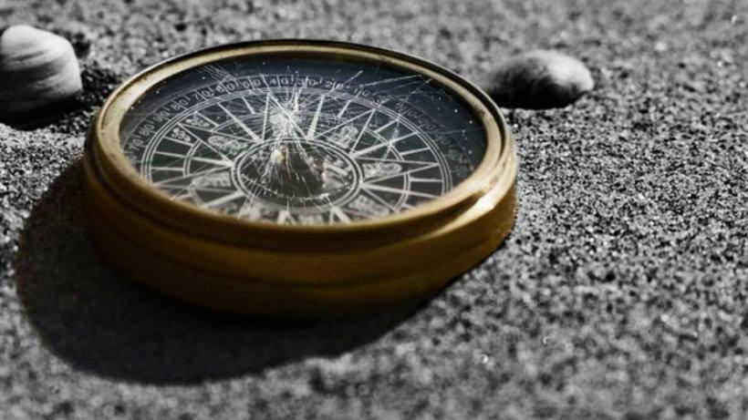 Broken moral compass