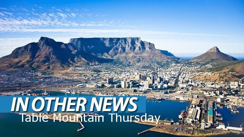 Table Mountain Thursday