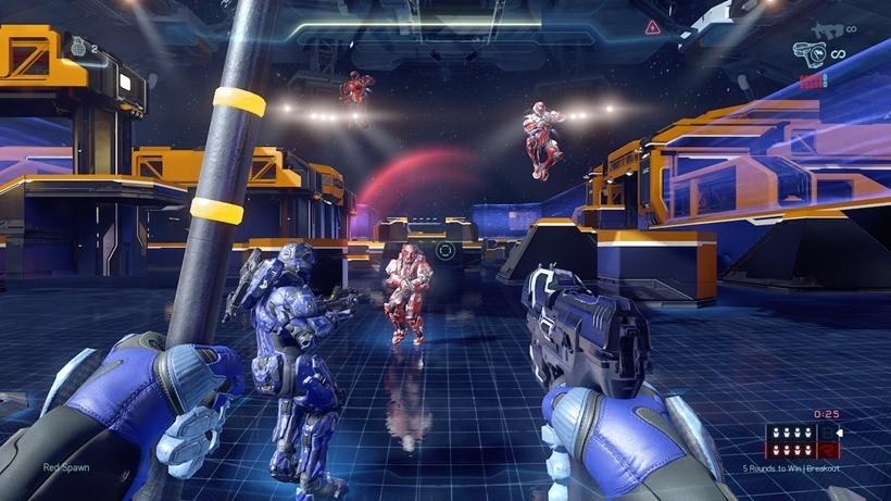Halo 5 December DLC teaser