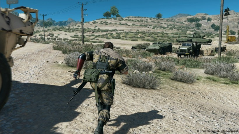 Metal Gear Solid V suffers from a lack of strict pacing as it continues, and suffers terrible fatigue