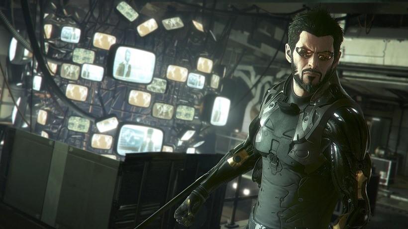 Deus Ex Mankind Divided ignoring past endings