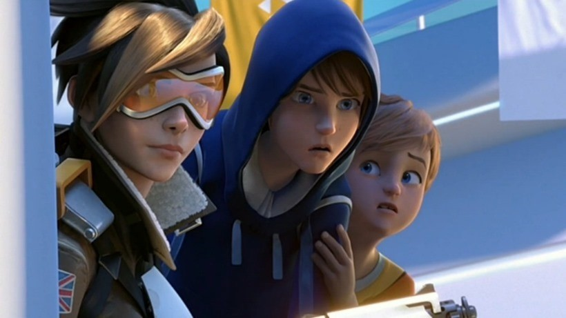 Overwatch getting animated shorts series