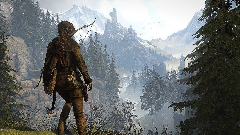 Rise of the Tomb Raider Review 6