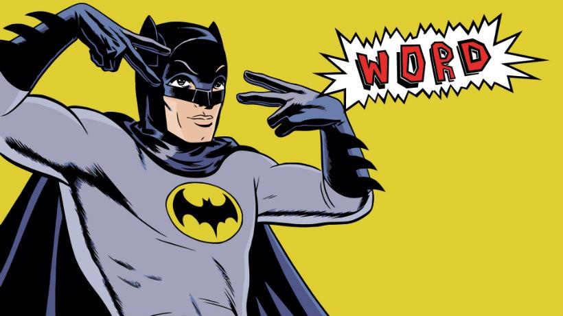 Word up batman