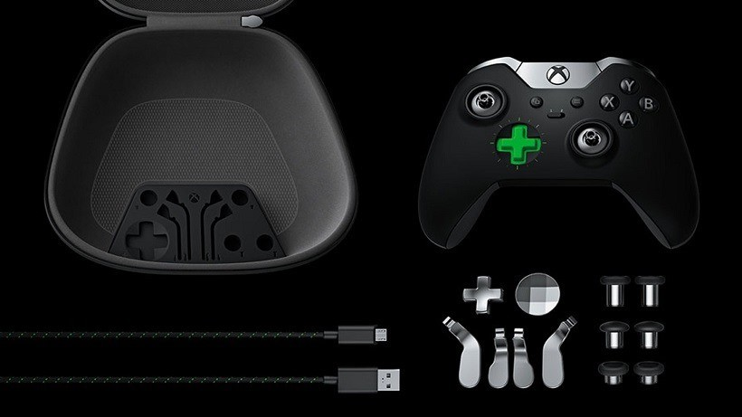 Xbox One Elite Controller Review 1