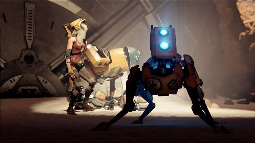 ReCore is shaping up to be a special Xbox One title