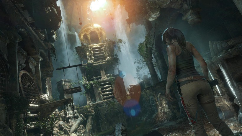 Rise of the Tomb Raider Best Xbox Game 2015