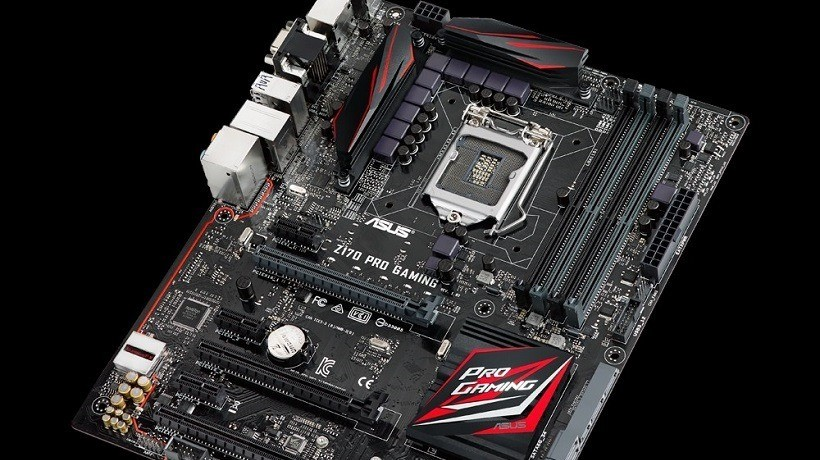 ASUS Z170 Pro Gaming Review 2