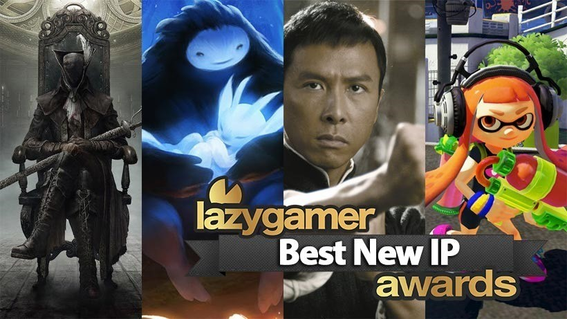 The Lazygamer Awards Best New IP