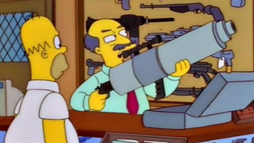 I'd kill you if I had my gun now