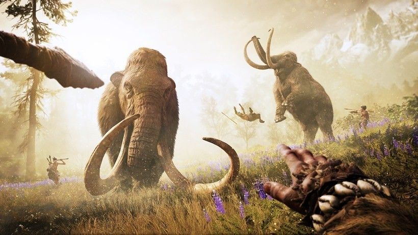 Far Cry Primal Hands On 4