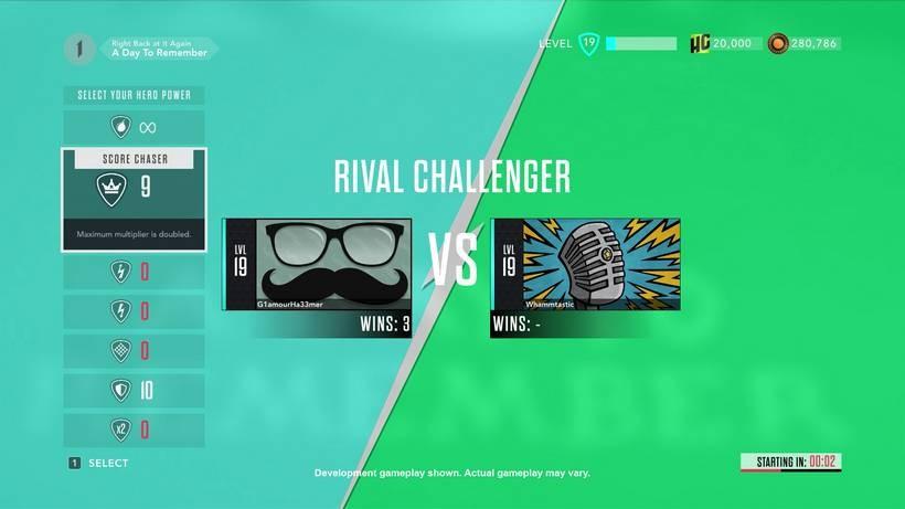 Rivals Challenges 2