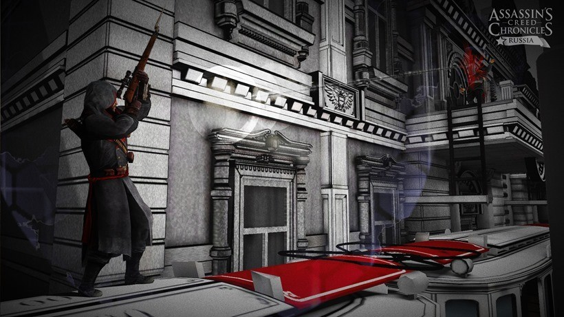 Assassin's Creed Chronicles continues next year