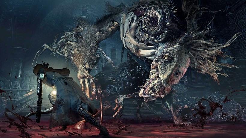 Bloodborne Best new IP 2015