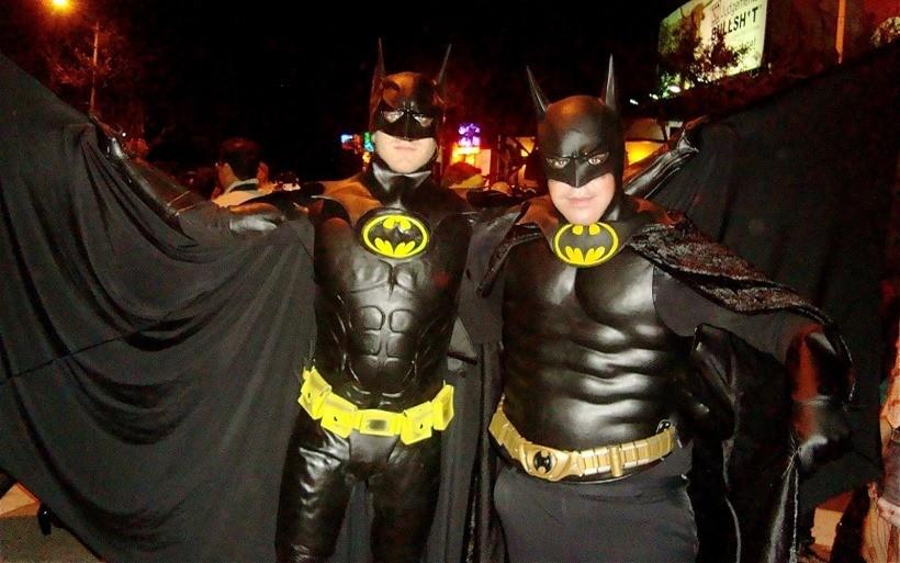 double batman