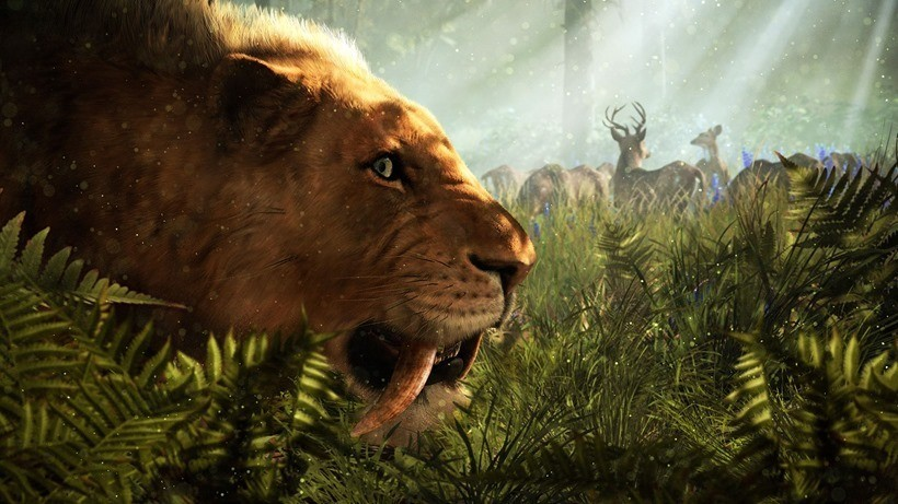Far Cry Primal Hands On 3