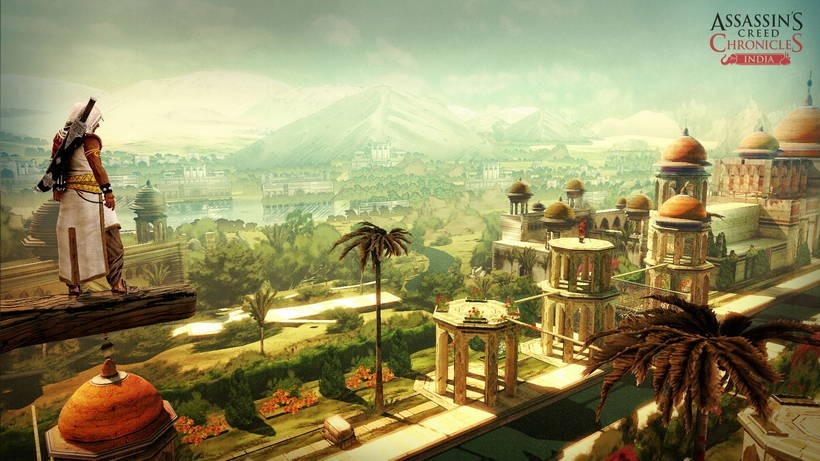 Assassin's Creed Chronicles: India Review