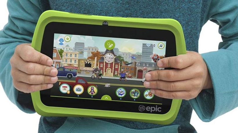 LeapFrog EPIC Review - Critical Hit