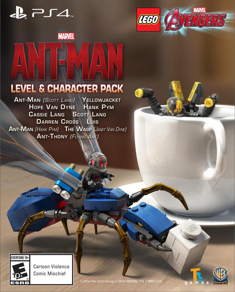 Lego Marvel Avengers (1)