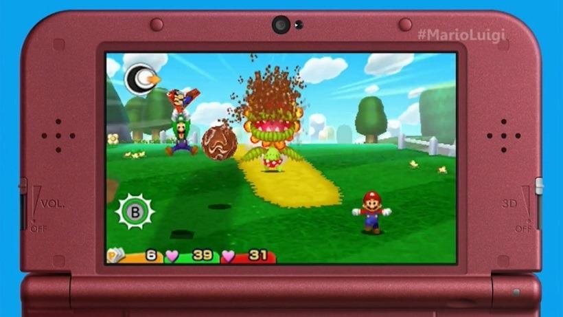 Mario and Luigi Paper Jam Review 1