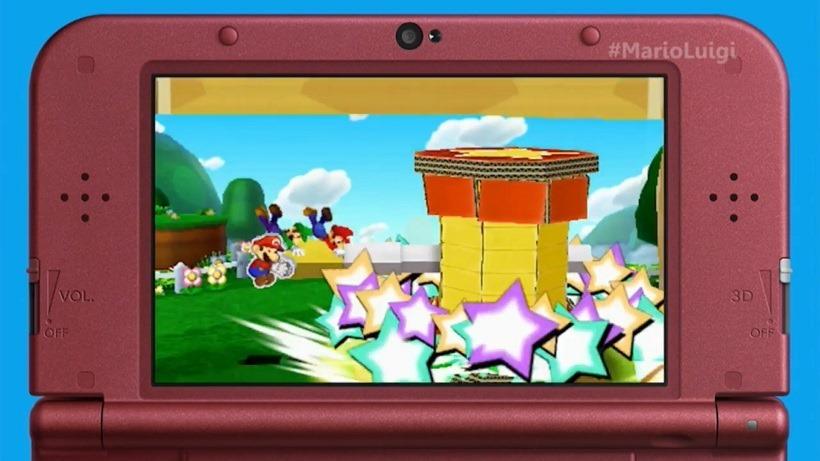 Mario and Luigi Paper Jam Review 3