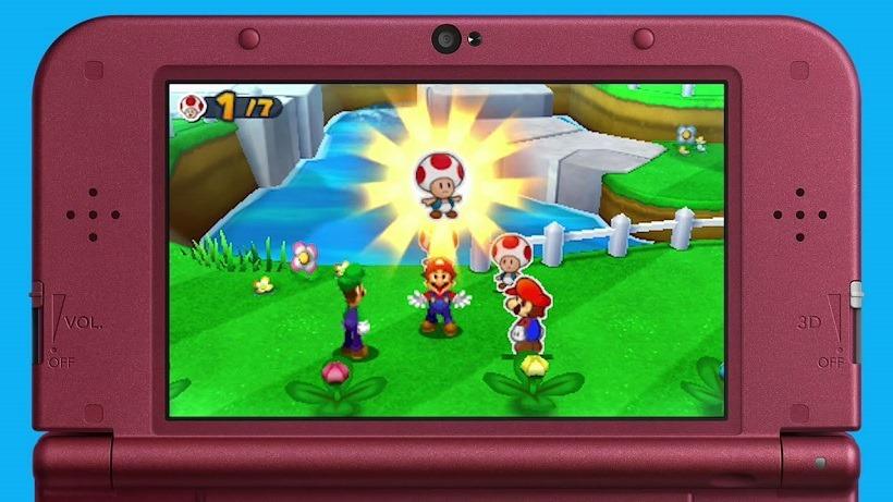 Mario and Luigi Paper Jam Review 4