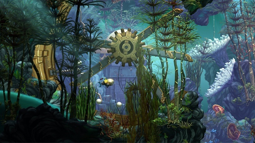 Song of the Deep revealed by Insomniac