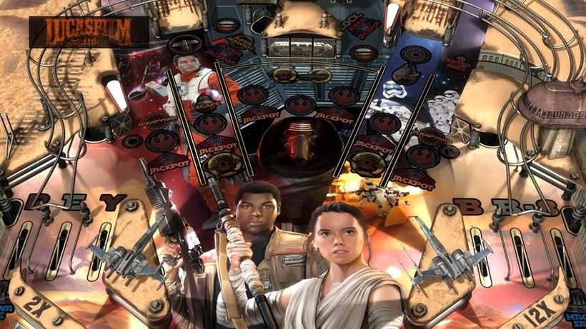 Star Wars Pinball (1)
