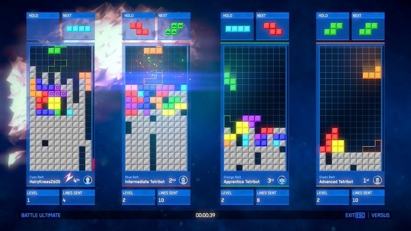 Tetris Ultimate MP