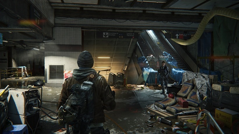 The Division Beta impresions 2