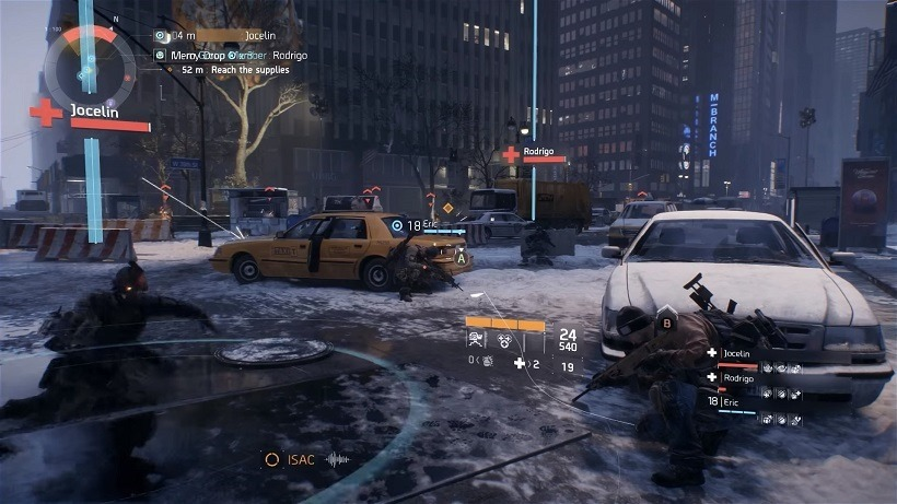 The Division Beta impresions 4