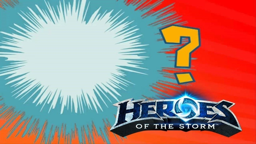 Who's that Heroes of the Storm character