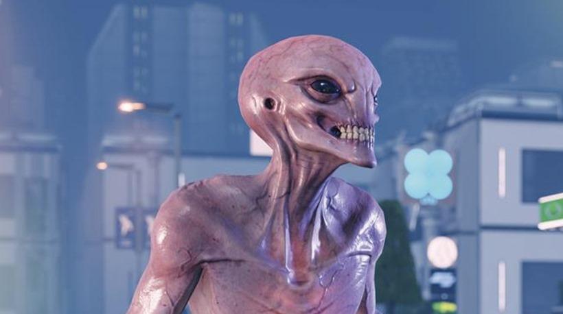 The Alien Concept Art Of Xcom 2 Critical Hit