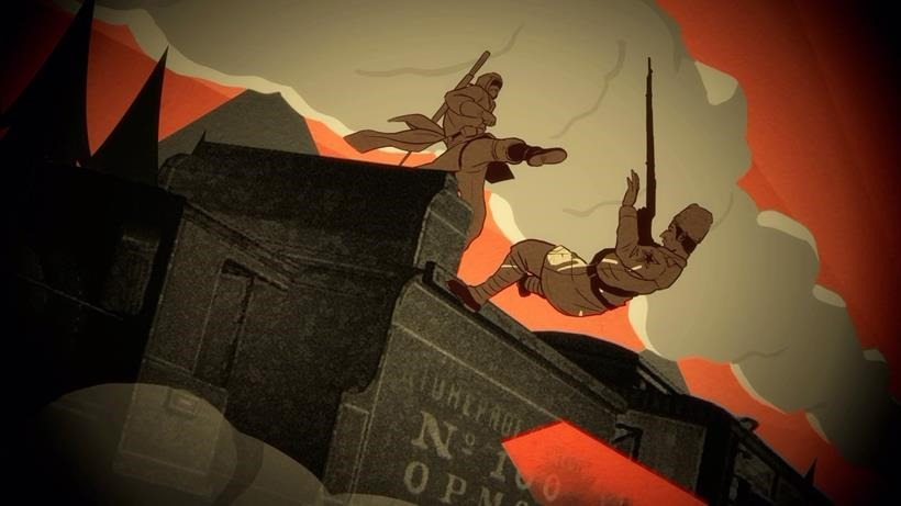 Assassin S Creed Chronicles Russia Review Mad Marx Critical Hit