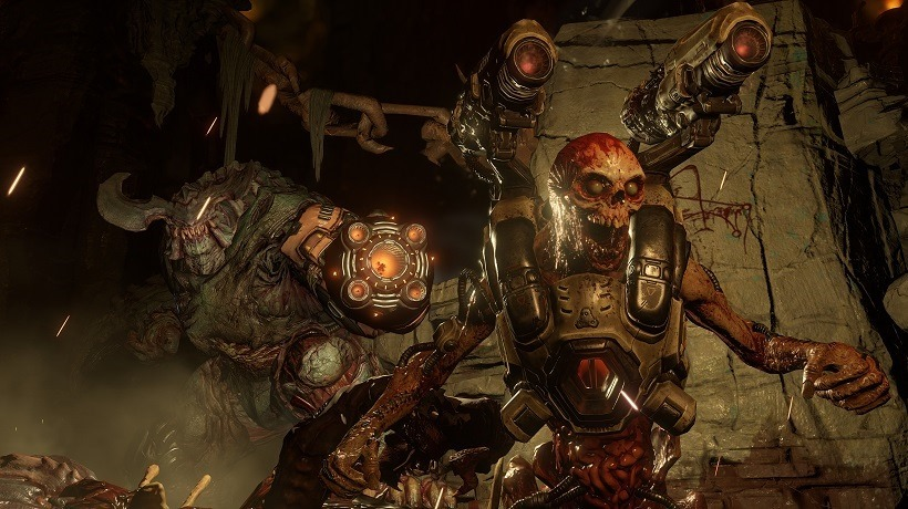DOOM Hack Modules will have to be earned in-game