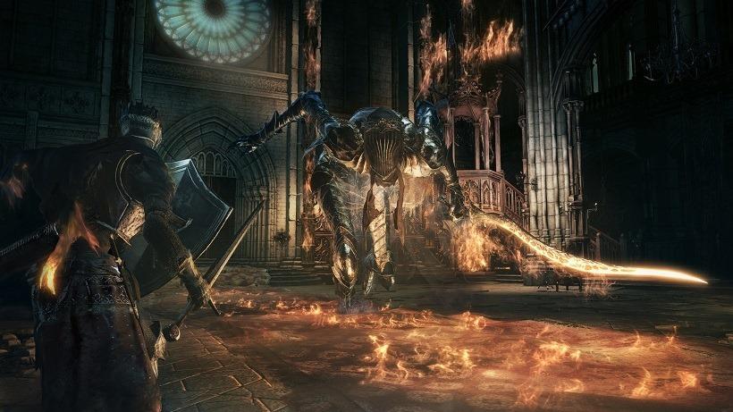 Dark Souls III intro cinematic