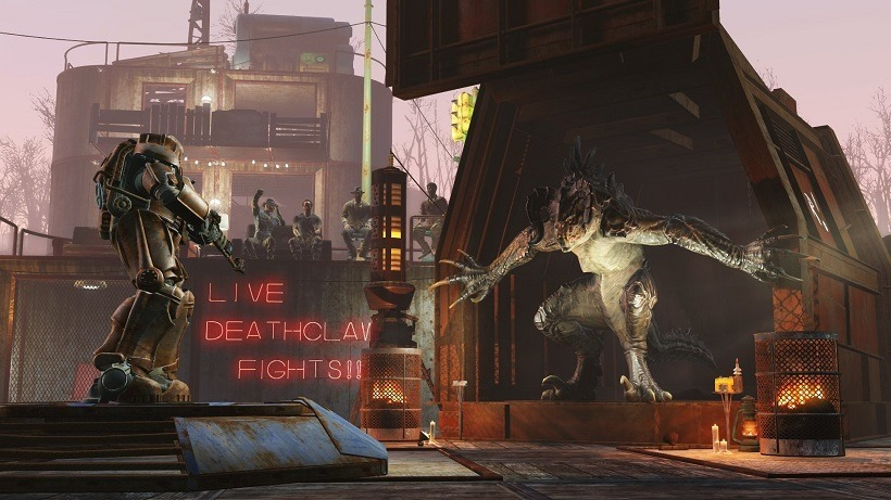 Fallout 4 DLC revealed 2
